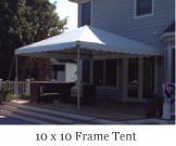 Tent Rentals Eastern Long Island