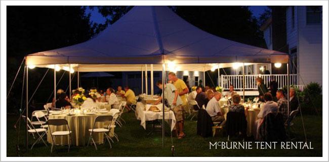 tent rental ... & McBurnie Tent Rental Long Island - Party Rentals Long Island
